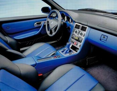 vlc color leather interior paint 150 ml mercedes merlin blue galaxy blue von. Black Bedroom Furniture Sets. Home Design Ideas