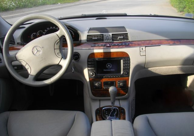 Mercedes Benz Interior Color Codes 2003 Image Of